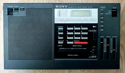 Sony ICF-2001 for parts