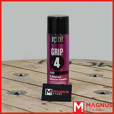 U-Pol GRIP#4 primer spray universale 450 ml Raptor UPOL