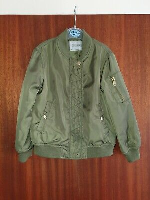 Zara Girls Bomber Jacket Size 5