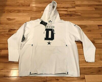 quality design f9be1 56536 $55 NIKE MEN'S Dallas Cowboys Pullover Historic Club Hoodie ...