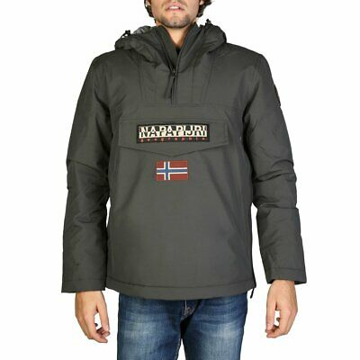 NAPAPIJRI THICK FLEECE jacket , zip neck pullover S