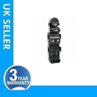 For Citroen C4  Front Left Main Window Control Switch 9651464277 / 6554.He