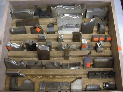 Lot of Assorted Molder Cutting Blades