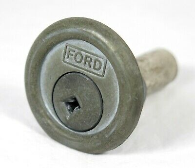 LOCK ONLY for ANTIQUE FORD GUMBALL MACHINE no key