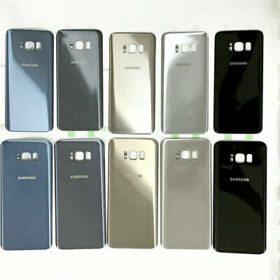 OEM Housing Back Rear Glass Case Battery Door Cover For Samsung Galaxy S8 Plus +