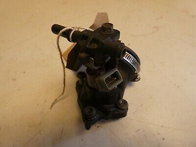 2010 Piaggio Vespa 125 GTs ie fuel injector and inlet manifold. Tested good.