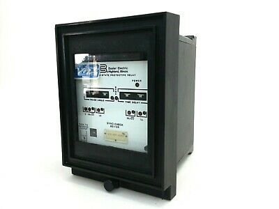 Basler Electric BE1-25 Sync-Check Solid State Protective Relay
