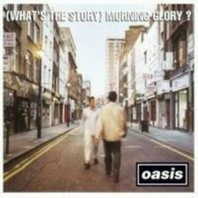 OASIS: (WHATS THE STORY) MORNING GLORY (LP vinyl *BRAND NEW*.)