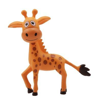 1Pc Cartoon Giraffe Rabbit Tortoise Miniature Garden Statues Ornaments Decor JJ