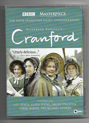 Cranford + Sense & Sensibility (2 DVD) FYC Two Complete BBC Masterpiece Series