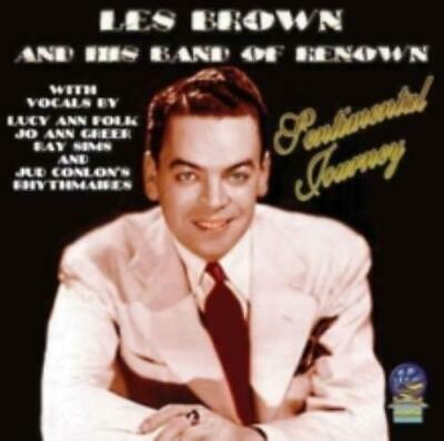 Les Brown & His Band Of Renown: Sentimental Journey (Cd.)