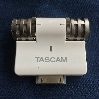 Tascam IM2 Stereo Condenser iPhone Microphone