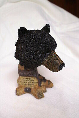 CLOSEOUT ...Bear Figurine, NEW!! (12564)