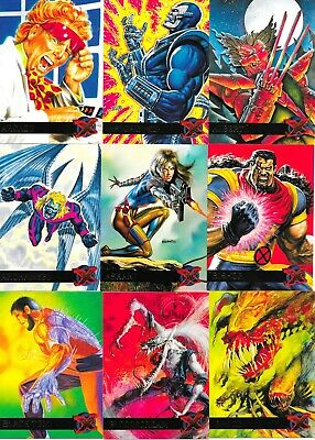 1995 Fleer Ultra X-Men Series II Marvel Complete Base Set 1-150