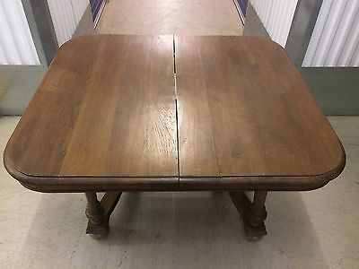French 19Th Century Henri Ii Dining Table / Kitchen Table