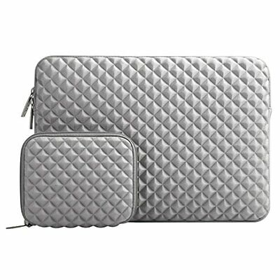 MOSISO MacBook Pro Air 13-13.3 inch laptop gray sleeve bag cover Ly... fromJAPAN