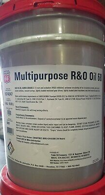 Phillips 66 MP R&O Oil 68; Circulating Oil; Mobil DTE Heavy Medium Equiv; 5 Gals