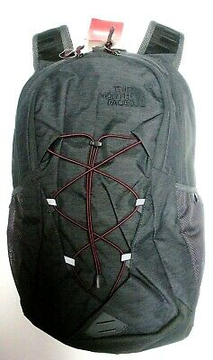 The North Face  Womens Jester Backpack- Laptop Sleeve- A3Kv8- Asphalt Grey/Plum