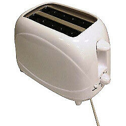 Sunnflair Toaster 800w Low Power Appliance For Safe Use On Campsites