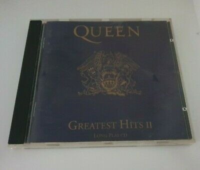 Greatest Hits II - Queen - Long Play CD