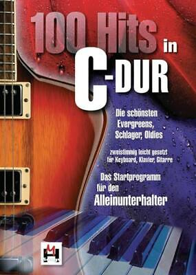 100 Hits In C-Dur, Band 1 Piano Bosworth Edition Learn to Play MUSIC BOOK