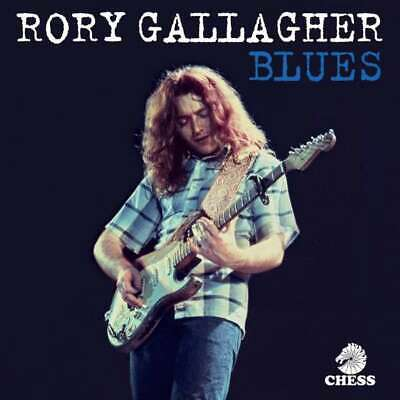 Rory Gallagher - Blues (Deluxe Edition), 3CD New