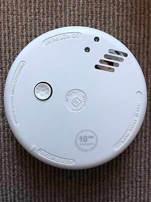 Aico Ei146RC Optical Smoke Alarm Date Jan 2025 New Base
