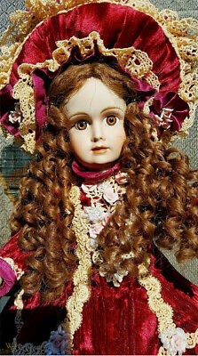ANTIQUE REPRODUCTION HALOPEAU H MOLD 15 in GILLIAN PATRICIA LOVELESS DOLL NRFB