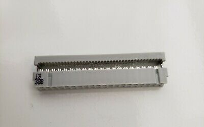 3M 3417-6000 40 pin Ribbon Cable crimp Connector. Brand new.