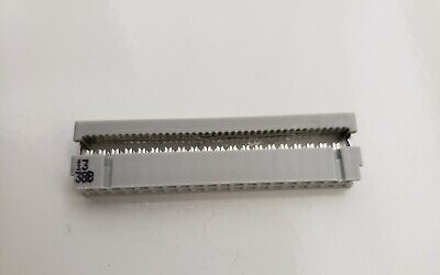 50 PC. 3M 3417-6000.  40 pin Ribbon Cable crimp Connector. Brand new.