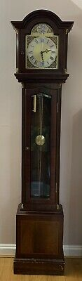 """modern grandmother clock """"made In West Germany"""""""