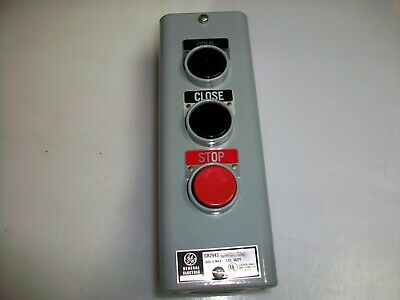 Ge Cr2943 Na103K Control Station