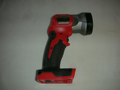 MILWAUKEE M18 T LED 18v Li-Ion CORDLESS TORCH LIGHT.BARE UNIT, BODY ONLY.