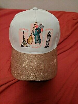 Disney EPCOT International Food and Wine Festival 2019 Hat Ratatouille NWT New