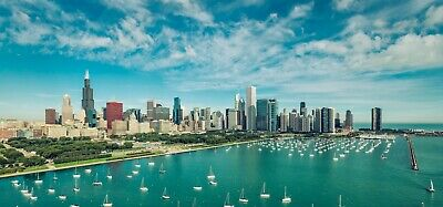 *Prime BUILDING SITE in Suburban Chicago by Beautiful Beach & GREAT UNIVERSITIES