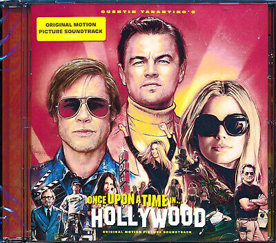 Once Upon A Time In Hollywood soundtrack CD NEW Bob Seger System Deep Purple