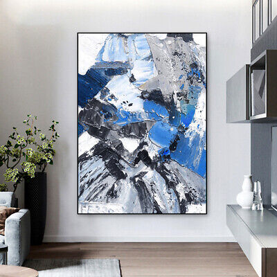 VV872 Modern Large Hand-painted abstract painting on canvas Home Decoration