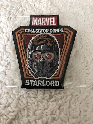 Funko Pop! Marvel Collector Corps Exclusive Patches - Star-Lord