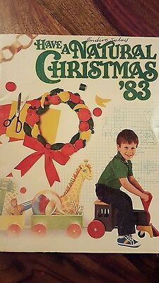 Have a natural christmas (1983) rodale press