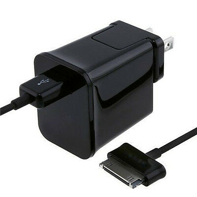 USB Wall Charger + Cable For Samsung Galaxy Tab 7.0 7.7 8.9 10.1 Tab 2 Tablet