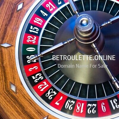 Domain Name    BETROULETTE .ONLINE casino .online Sold for $201,250