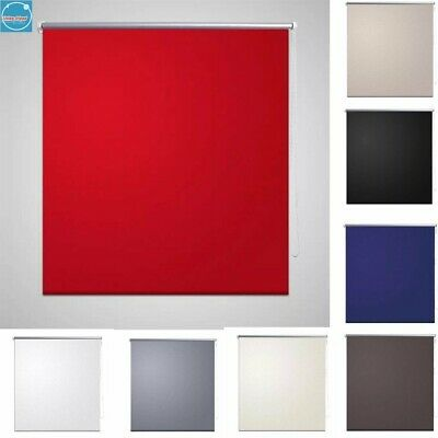 Window Roller Blinds Blackout Blind Home Office Made To Measure Thermal Easy Fit