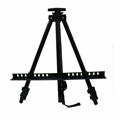 UK Folding Artist Telescopic Painting Easel Tripod Display Stand Craft Supplies