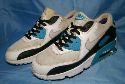 NIKE AIR MAX 90 MESH (GS) YOUTH Size 5.5Y Sneakers 833418