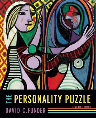 [P D F] The Personality Puzzle (7th Edition) + a Bonus (6th & 5th Edition) P D F