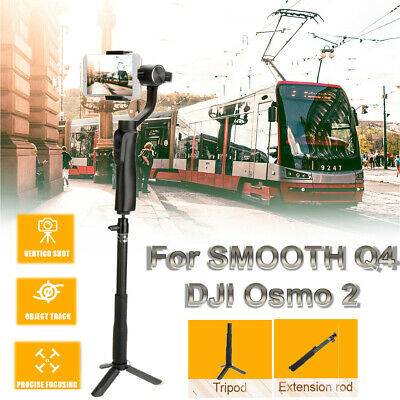 Extendable Handheld Gimbal Stabilizer Sticks Tripod For SMOOTH Q4 DJI Osmo 2
