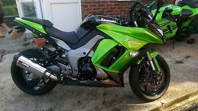 kawasaki z1000sx 7000 miles from new, motd, excellent condition, Bargain