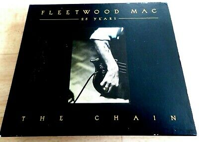FLEETWOOD MAC -  THE CHAIN - 25 YEARS  4 x CD  72 TRACK ( BEST OF / GREATEST