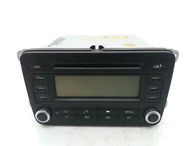 VW Touran 2003 - 2010 RCD300 CD Player Radio Stereo  1K0035186P