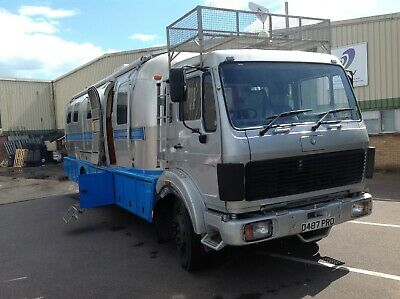 Mercedes 1617 Airstream Excella 31Ft Motorhome Campervan Live The Dream